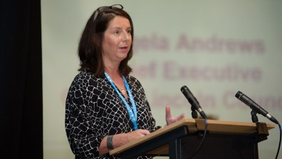 Angela Andrews, Chief Executive of City of Lincoln Council