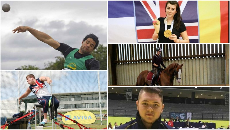 Lincolnshire's Paralympic stars who competed in Rio