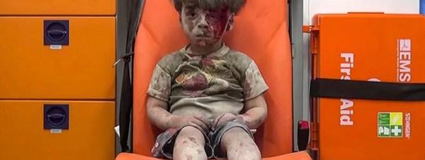 Photograph: Aleppo Media Centre