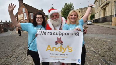 Andy's Hospice. Photo: Steve Smailes for The Lincolnite