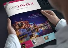The new magazine will be distributed across a number of hotels and key tourism venues.