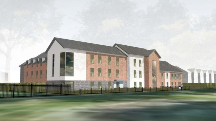 The new site will be located at Cabourne Court near the Lindum and Minster Medical Practice. Photo: LK2 Architects LLP