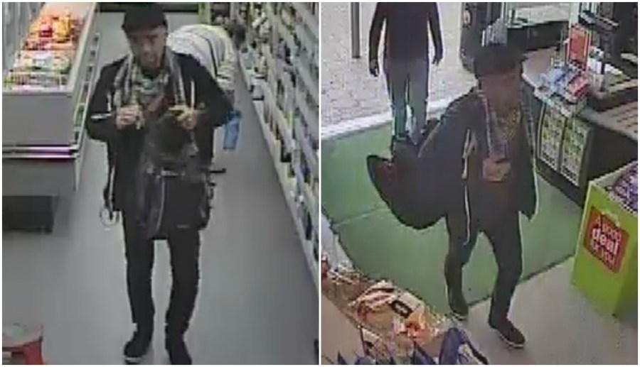 Do you recognise the person pictured?