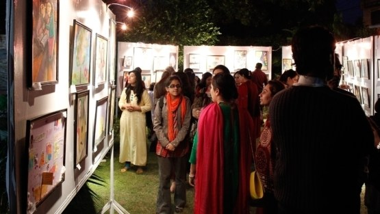 ArtBeat Exhibitions Calendar – Pakistan's Premier Child Art Project