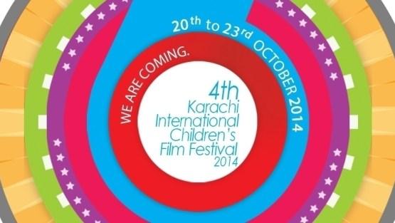 2014 Dates of 4th Karachi International Children's Film Festival