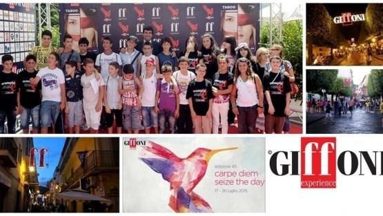 Attend Giffoni Film Fest. Italy as Pakistani Young Jury
