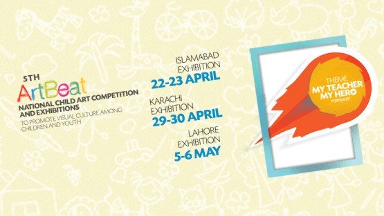 ArtBeat 2016 Exhibitions Schedule – Child Art from across Pakistan