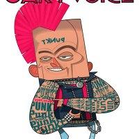 Illustrator David Lyttleton interviewed in Squidge Magazine