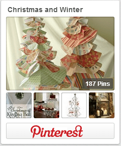 Christmas and Winter Pinterest Board