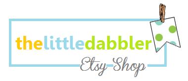 thelittledabbler Etsy Shop
