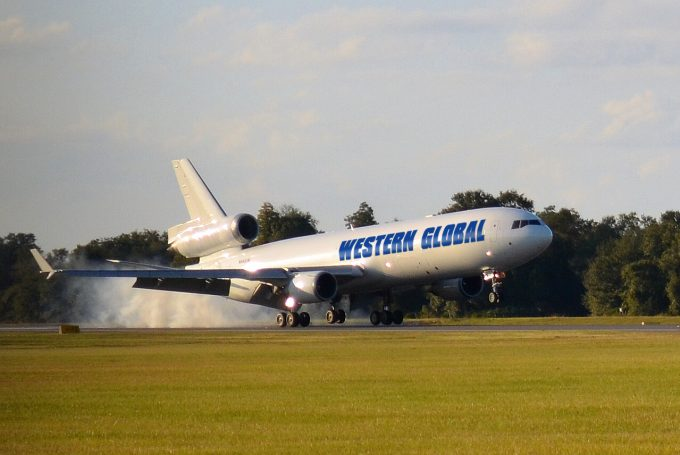 Western Global Airlines and Network Airline Management renew long