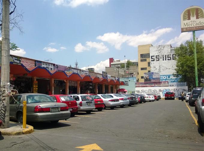 El Mercado de Medellín