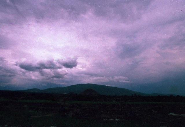 MEX - KB - summer rains