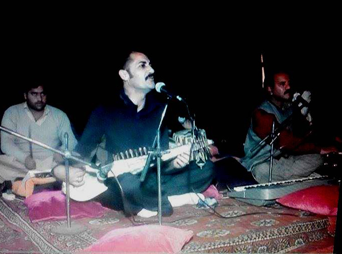 The Melodic Sounds of the Rubab