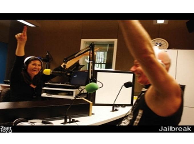 Jailbreak Radio – A Radio Lifeline for Inmates