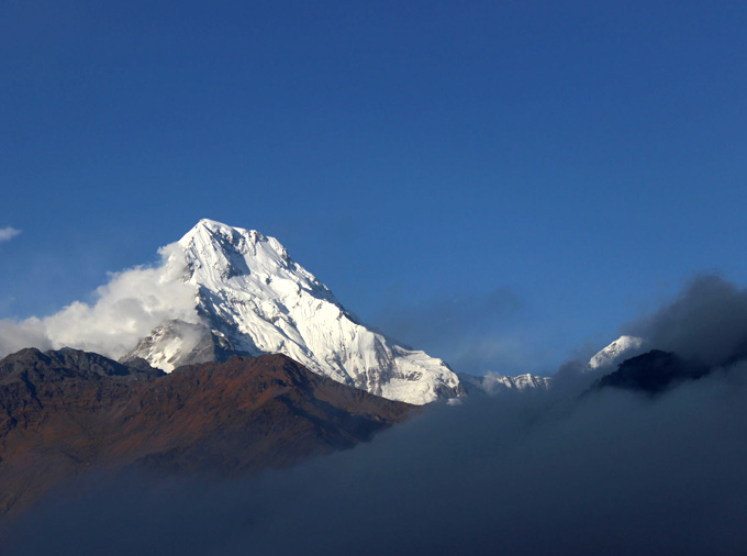 The Mesmerizing Trek to Poon Hill -The Best Trekking in Nepal