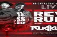 Rev Run At LIV Miami August 3rd