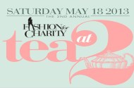 2nd Annual Fashion for Charity at Briza on the Bay May 18th Header