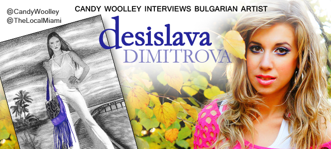 Desislava Dimitrova Candy Woolley Header March 2014