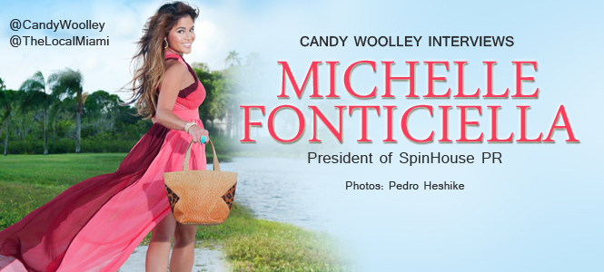 Candy Woolley Fashion Editorial Interview with Michelle Fonticiella header
