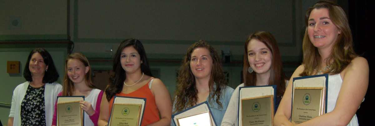 Ipswich Students Among 20 Groups Honored Nationally