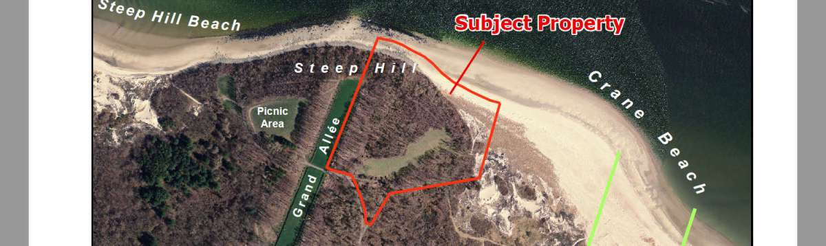 Town Asked For $500k To Help Buy 20+ Acres On Crane Beach