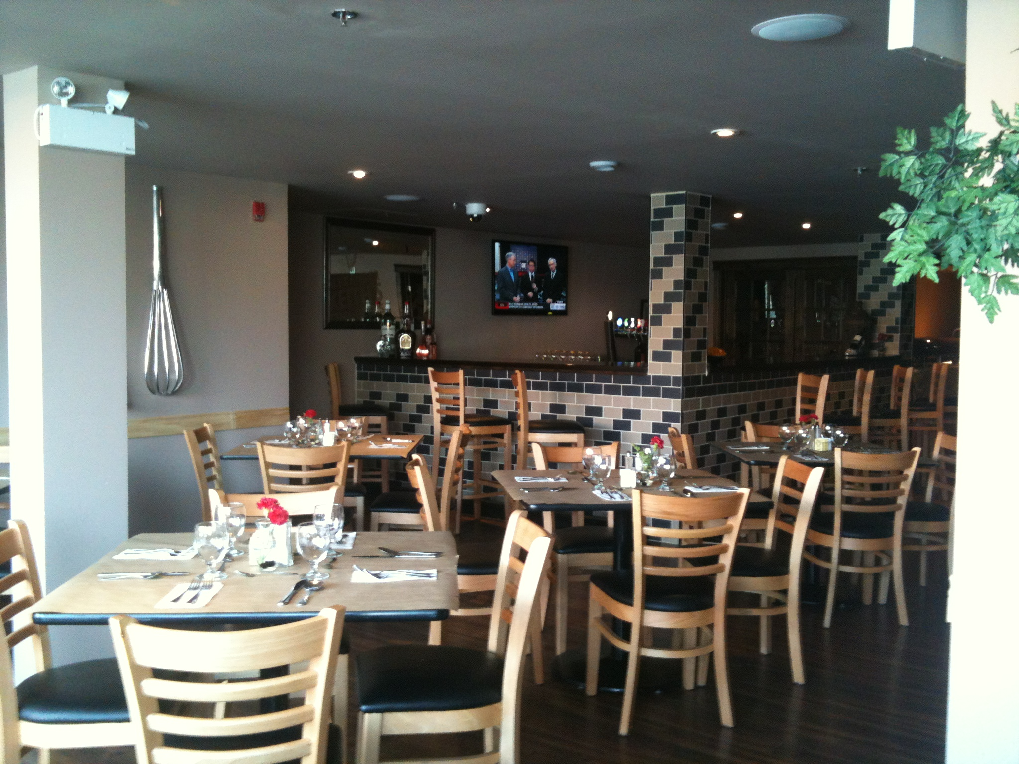 Italian Bistro Amedeo S Italian Bistro Sydney Ns The Local Traveler
