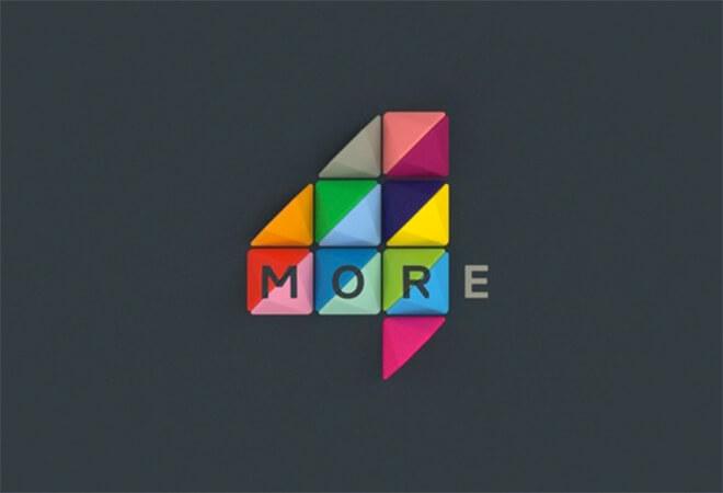 more 4 logo