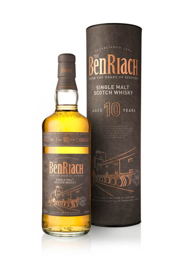 BenRiach 10 Years Old 2