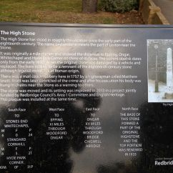 Leytonstone High Stone