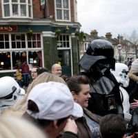 Star Wars comes home to Leytonstone - Stuart Freeborn celebration