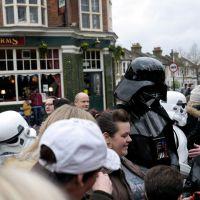 Star Wars comes home to Leytonstone - Stuart Freeborn celebration