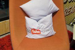 YouTube Space Cushions London