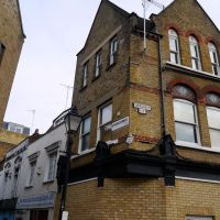 Somers Town - around Chalton Street