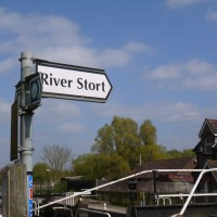 Walking the River Stort Navigation