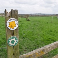 Central Line Countryside Walk from Theydon Bois to Chigwell Row via Lambourne End