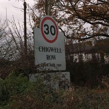 Chigwell Row