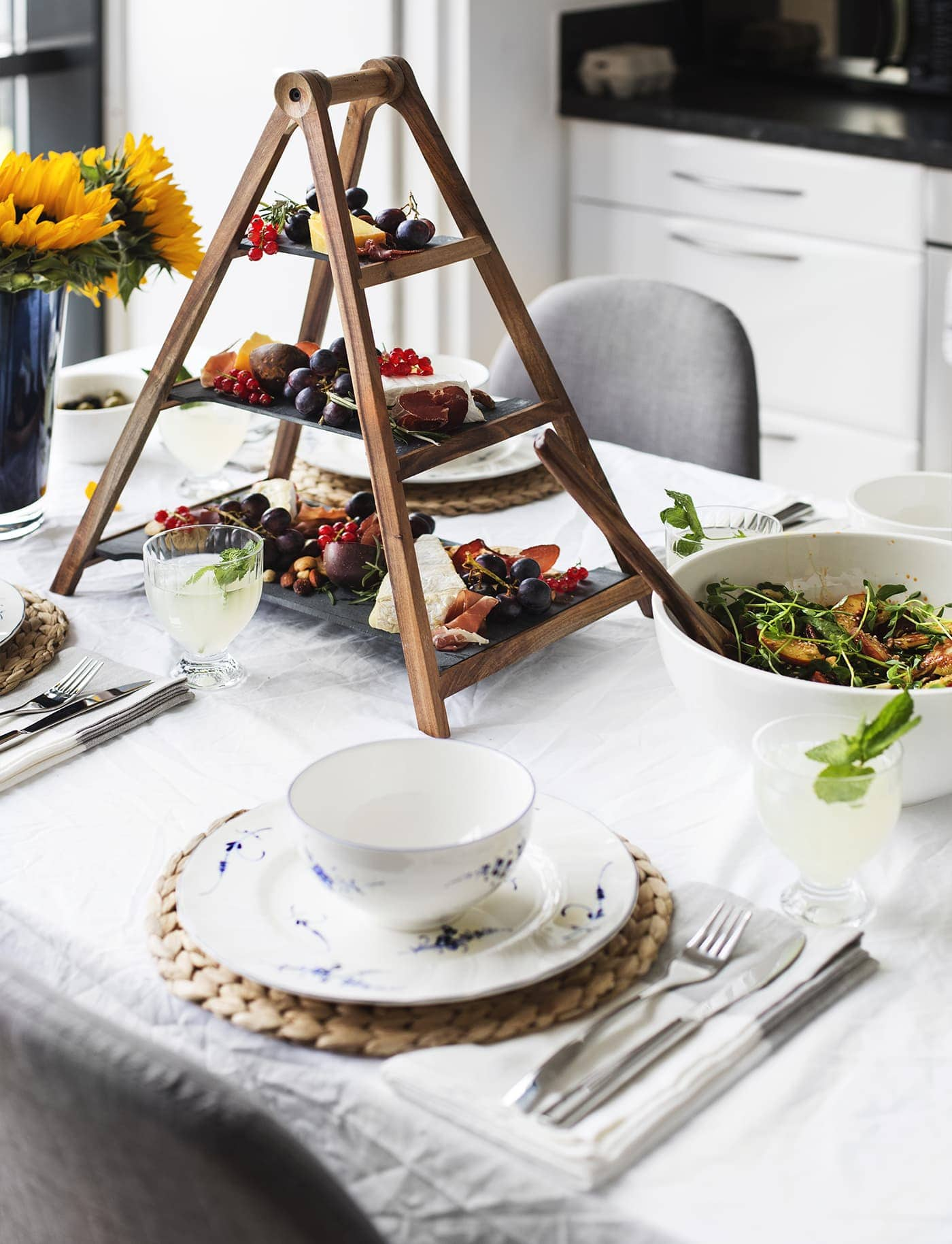 Villery Und Boch Mix N Match Old New Casual Dinner With Villeroy Boch The