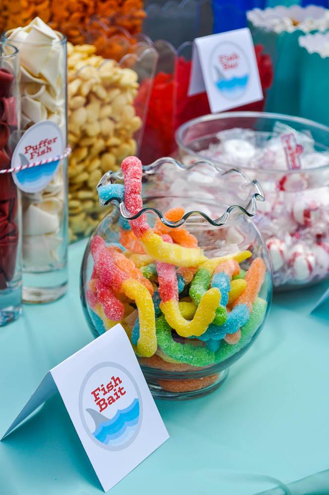 Shark Party Ideas - The Love Nerds