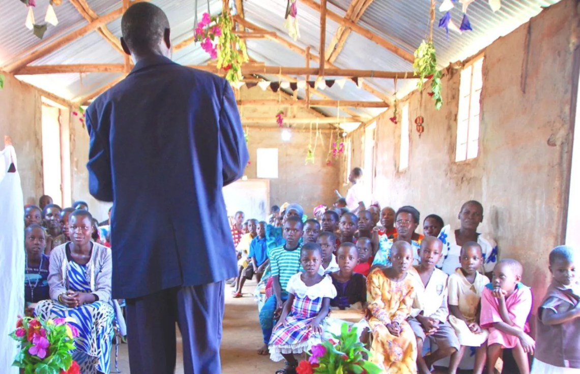 header for pastor post