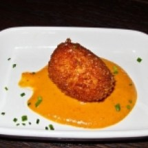 thumbs sel de la terree croquette Boston Eats