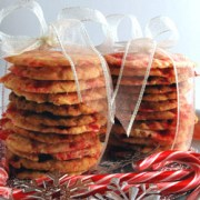 Peppermint Stick Shortbread