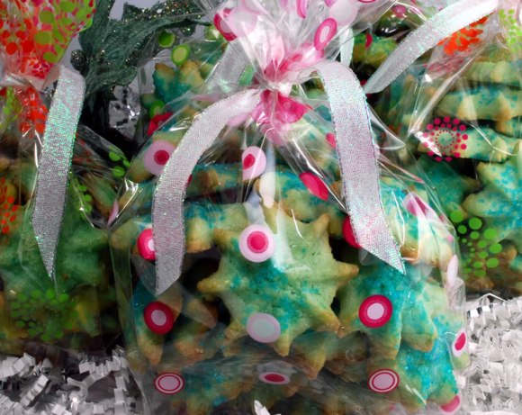 Bags of Cookies Lilys Swedish Vanilla Spritz