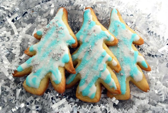 Three Trees Orange Vanilla Sugar Cookies