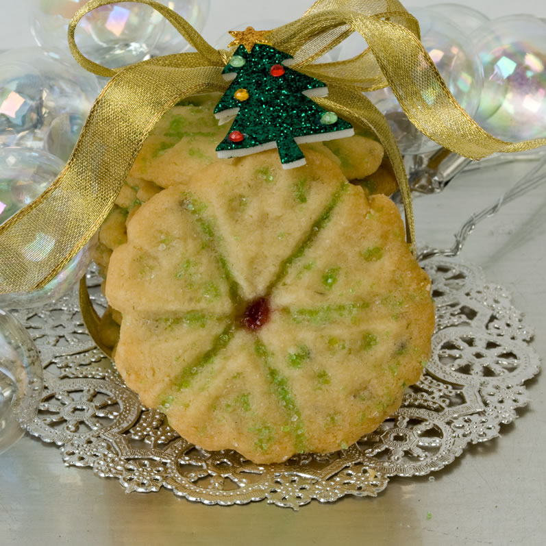 Heavenly Brown Butter, Lavender & Lime Cookies   LunaCafe