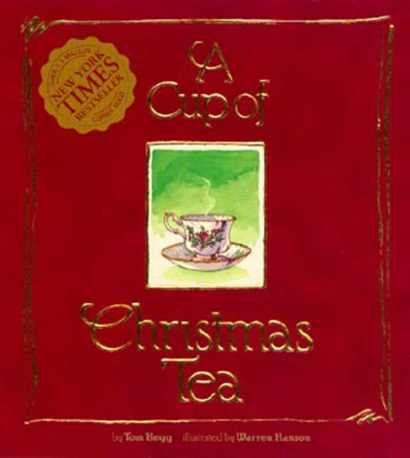 cup christmas tea cover A Cup of Spicy Christmas Tea