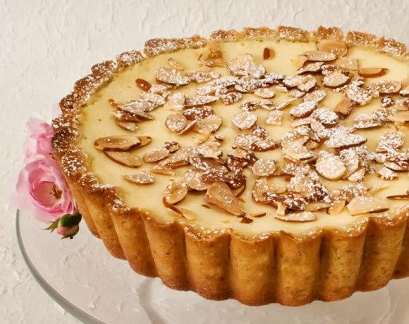 Torta della Nonna Deep Dish Torta della Nonna for My Darling Lily