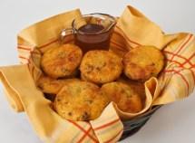 Chipotle Cheddar Corn Bread