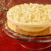Cheese cake 4 Christmas Favorites: Silver Moon