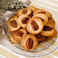 Christmas Cookies: Silver Bells